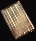 349 Platinum & 14k cigarette case