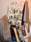 369. Hermes blouse, ties etc.