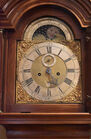 118. Detail Henlett tall clock