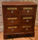 333. Sm Apothecary style desk