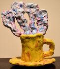 325. Aaron Fink sculpture
