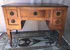 443. Fruitwood dressing table