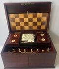 43. Game box and dreidel