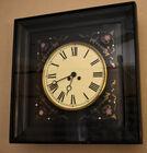 124. Inlaid clock 19x19