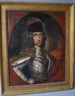 441. Spanish School oil of Nobleman