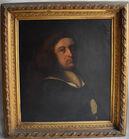 161. Portrait of bearded man