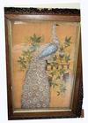 262. Vict peacock decor
