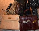 378. Lg. Lot handbags