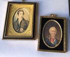 139A miniature portraits