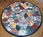 280. Specimen marble plaque