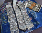 Silk Embroid lot