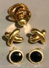 470.18k ring & Turi18k earrings