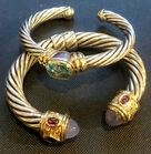 466. David Yurman 2 bracelets