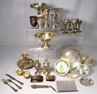 Lot 32A Assembled sterling silver items