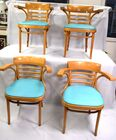 Lot 81 Astra bentwood chairs