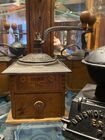 Antique Colonial Coffee Mill No 1707