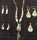 Adeline Bowannie Silver Jewelry