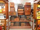 Adv. Boxes & Cigar Showcase