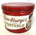 Lot# 21 - Tom Sturgis Pretzel Can Lancas