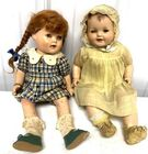 Lot# 119 - Pair of Dolls One is Effanbee