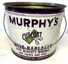 Lot# 136 - Murphy's Milk Replacer Bucket