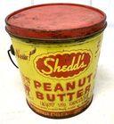 Lot# 144 - Shedd's Peanut Butter Tin