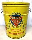 Lot# 151 - Zehner's Lard Tin 45 Lb.