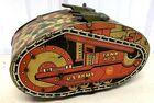Lot# 156 - MARX Toys Wind -Up Tank