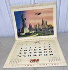Lot# 163 - 1949 TWA Calendar