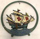 Lot# 193 - Cast Iron Ship