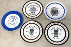Lot# 226 - Lot of 5 Porcelain Plates Mas