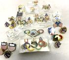 Lot# 277 - Lot of 24 Olympic Pins