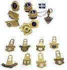Lot# 298 - Lot of 17 Pins Lions Club / O