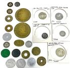 Lot# 299 - Lot of 24 Tokens Transit and