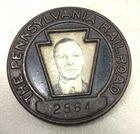 Lot# 340 - PRR Employee Badge