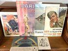 Lot# 359 - Mixed Lot of 6  Posters Franc