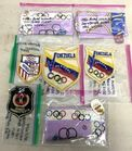 Lot# 255 - Lot of 7 Olympic Patches and