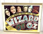 """Lot# 494 - """"Wizard of Oz"""" Movie Poster"""