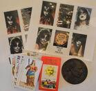 Uncut Kiss Army Wallet, Tarot Cards