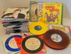 Vintage Kid's Records