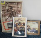 Three 1940s posters