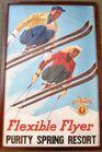 1940's Flexible Flyer - Purity Spring