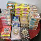 Baseball Card Lot 1990 - 1991 - 1992 -