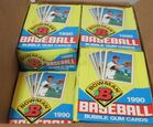 Bowman Baseball Cards 1989 & 1990
