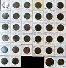 Collection of 1800's Canadian Private