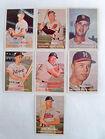 1957 Baseball Cards, Topps