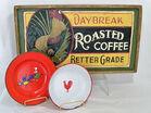 Daybreak Coffee Advertising Sign