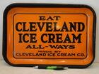 "Cleveland Ice Cream Co. Tray 15"" Long"