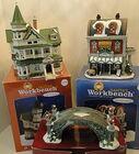 Santa's Workshop Buildings