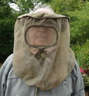 Vintage Bee Keeper's Hood